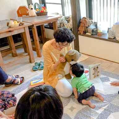 喜楽なお産と子育ての会×キトテノワ ランチ会20200918イメージ