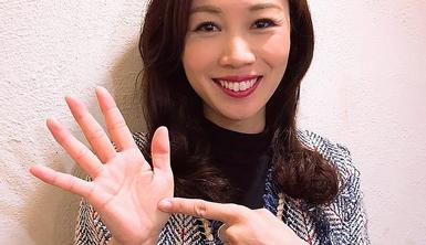 パームリーダー宮崎ひろこさんの 「ハンドリーディングの会」